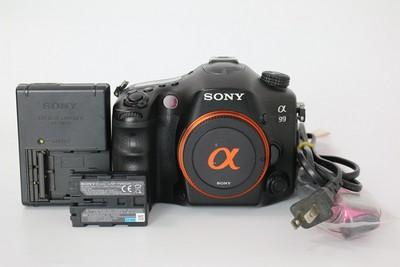 92新二手 Sony索尼 A99 单机 单电相机(W07403)【武】