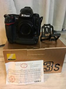 尼康 D3S机身      尼康 200MM(空气切割机)