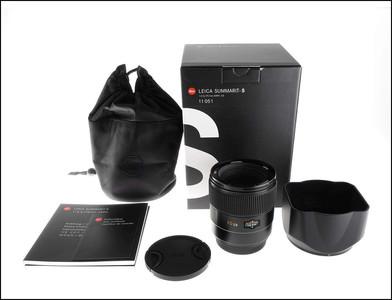 徕卡 Leica S 70/2.5 ASPH CS 带包装