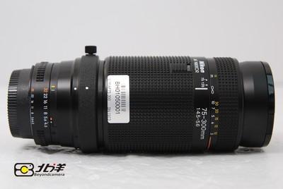 95新尼康AF 75-300带原装脚架环款(BH01050001)