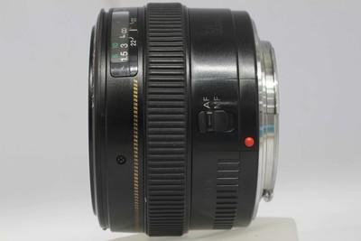 【标准定焦镜头】佳能 EF 50/1.4 USM(NO:7929)