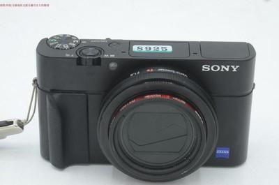 新到 95成新 Sony/索尼 DSC-RX100M3 带手柄 包装齐全 编号8925