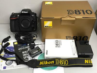 99新尼康D810全画幅单反数码相机【日本行货】
