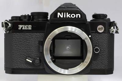 【经典胶片相机】Nikon FM2(NO:4341)