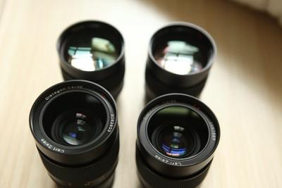 康泰时AEG35/1.4 MMJ35/1.4   MMJ85/1.4 东蔡大B 75/1.5
