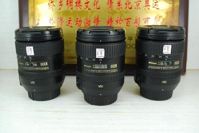 尼康 16-85 F3.5-5.6G VR 单反镜头 防抖 半幅广角中焦牛头