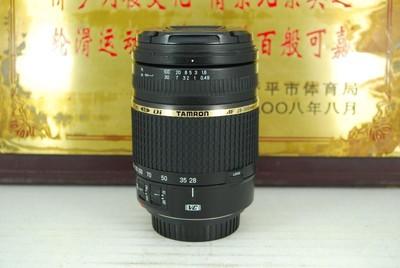 佳能口 腾龙 28-300 F3.5-6.3 VC A20 单反镜头 防抖 广角长焦