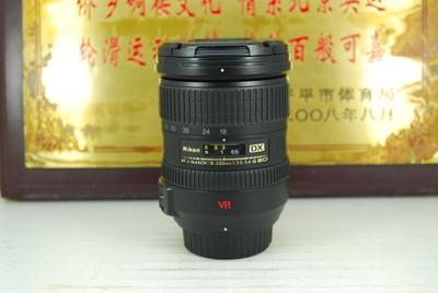 98新 尼康 18-200 F3.5-5.6G VR 单反镜头 防抖 一镜走天下