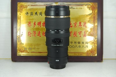 99新 佳能口 腾龙 70-200 F2.8 VC A009 单反镜头 防抖恒圈长焦