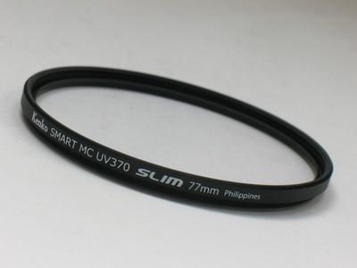 成色极好正品肯高 Kenko SMART MC UV370 超薄 77mm 72mm 多膜UV