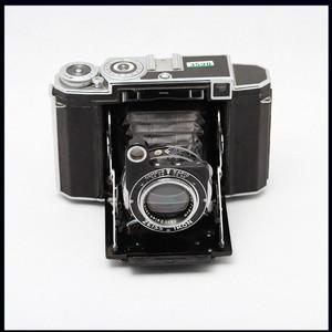 清仓甩卖 蔡司依康 ZEISS IKON 530 6X6 折叠机 皮腔机 老相机