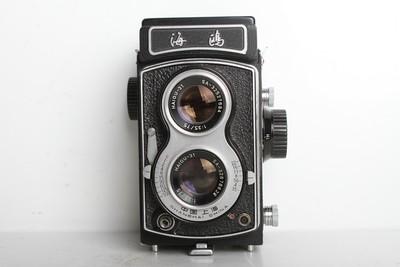 94新二手Seagull海鸥4B 双反古董相机(B6767)【京】