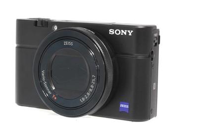 【便携式数码相机】索尼 RX100IV(黑卡4代)(NO:2423)