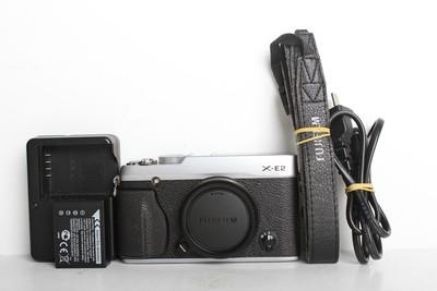 93新二手 Fujifilm富士 X-E2 单机 微单相机(B6803)【京】