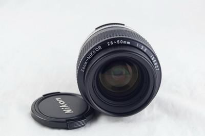 尼康AIS 28-50 F3.5 极美品好成色