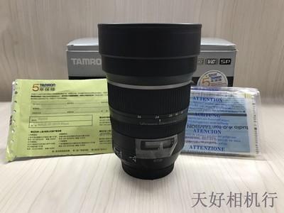 《天津天好》相机行 99新 腾龙 SP 15-30/2.8 DI VC USD (佳能口)