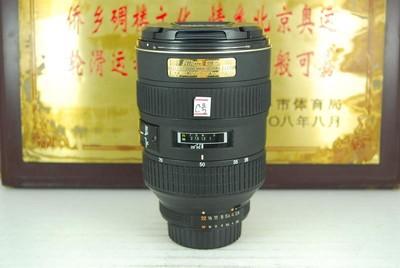 尼康 28-70 F2.8D 镜皇 单反镜头 全画幅恒圈牛头 可置换