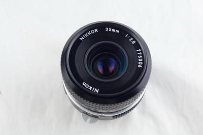 尼康 K 35 2.8 镜头 近新好成色