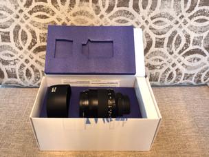 卡尔.蔡司Milvus 50mm f/1.4 ZF