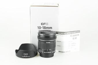 98Р¼ÑÄÜ EF-S 10-18mm f/4.5
