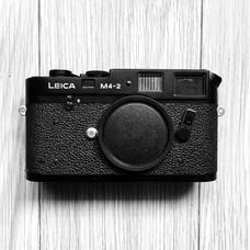 Leica M4-2 µÂ¹ú´ø»ØÀ´£¬´øÔ³§°ü×° 95