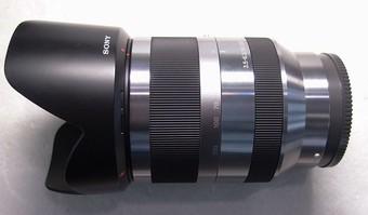 索尼 E 18-200mm f/3.5-6.3 O