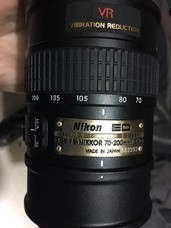 尼康 AF-S VR 70-200mm f/2.8