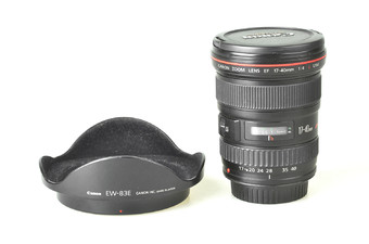 95新  佳能 EF 17-40mm f/4L U