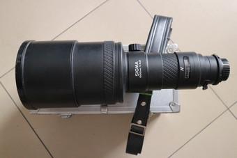 ÊÊÂí APO 500mm f/4.5 EX DG/
