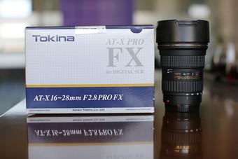 图丽 AT-X 16-28mm f/2.8 PRO