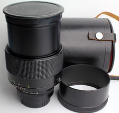 尼康口蔡司200mmF2.8手动镜头