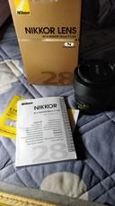 尼康 AF-S 尼克尔 28mm f/1.8G