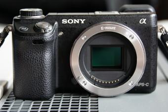 索尼 NEX-6带18-200索尼变焦镜头