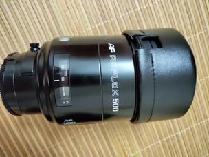 【广州面交】索尼A900+美能达500mm/F8折