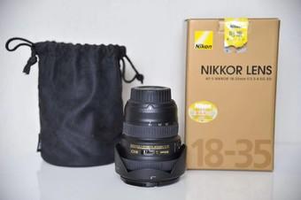 尼康 AF-S 18-35mm f/3.5-4.5