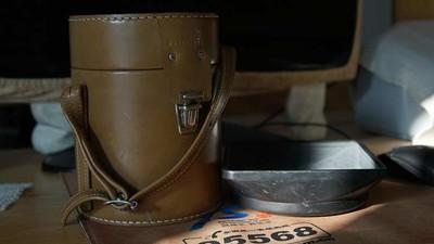 哈苏带皮桶和遮光罩的  C40mm f/4   广角