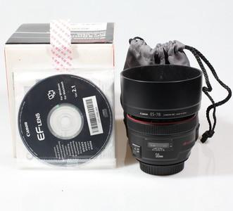 佳能 EF 50mm f/1.2L USM