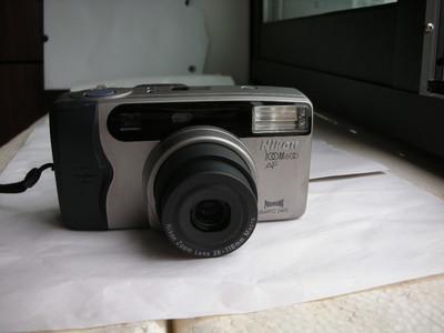 较新尼康500多功能自动相机,收藏使用