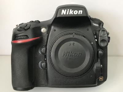 尼康Nikon 全副数码 D800 单机身 【3055#】天津福润相机