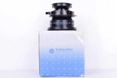 98新二手Schneider施耐德 110/5.6 XL-105°带B+W UV镜(B2780)京