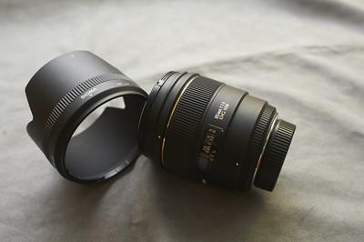 【出售】自用成色很新,适马 85mm f/1.4 EX DG HSM