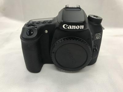 Canon/佳能 EOS 70D 高清数码中高端单反相机 WIFI