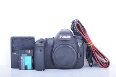 93新二手Canon千亿国际娱乐官网首页 6D 单机 高端单反相机(B0742)【京】