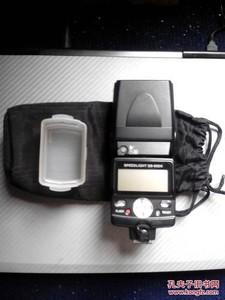 出售闲置收藏成色尼康SB80DX闪光灯