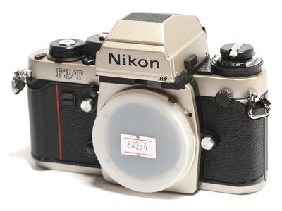 尼康/Nikon F3/T HP 单反相机 鈦版 香槟金色 *超美品*