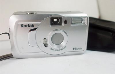柯达 kodak EC 200 自动胶片照相机(28mm)