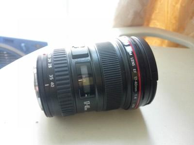 95新自用佳能 EF 17-40mm f/4L USM