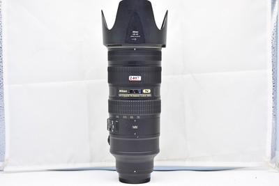 95新二手Nikon尼康 70-200/2.8 G VR II 大竹炮(2407)【深】