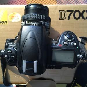 全幅尼康 D700