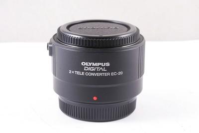 98/奥林巴斯 ZUIKO DIGITAL 2X TELECONVERTER EC-20增距镜